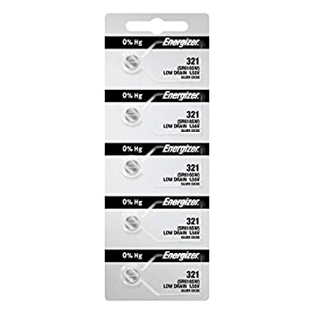 Best energizer 321 watch battery Reviews
