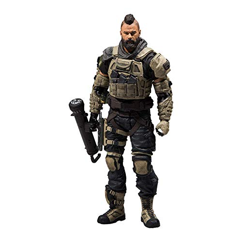 Call of Duty 10403 Action-Figur, Schwarz