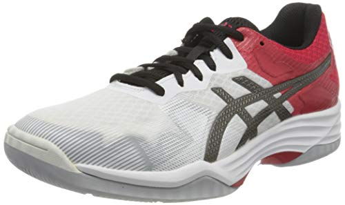ASICS Gel-Tactic, Zapatillas de Running Hombre, Color Blanco, 45 EU