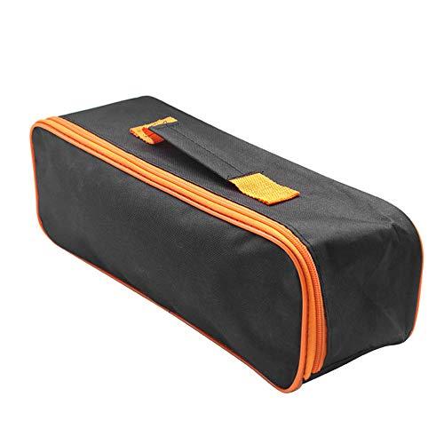 YHCWJZP Storage Bags,Organizer Bags,Portable Car Vacuum Zipper Storage Carry Bag Tote Pouch Cloth Vacuum Cleaner Bag Black Vacuum Cleaner Portable Tool Bag Black