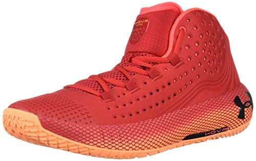 Under Armour Herren UA HOVR Havoc 2 Basketballschuhe, Red, 41 EU