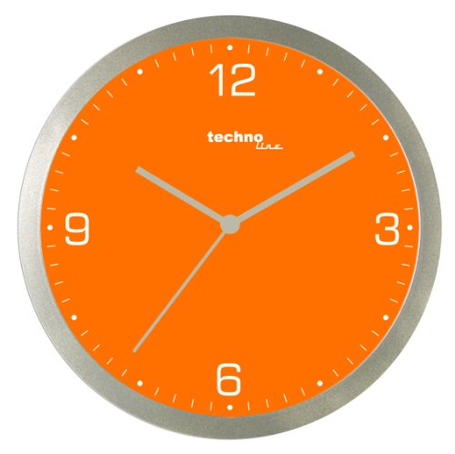 Comprar relojes de pared naranja