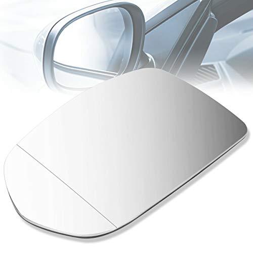PLKDOO For 15-16 CR-VSE CR-Vi-Style &12-16 CR-VEX-L CR-VEX CR-Vtouring CR-VLX,Sport Utility OE Style Passenger Right Side Mirror Glass 76203T0AA01