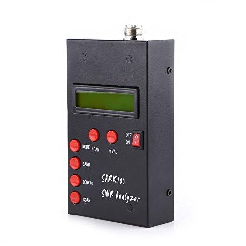 Probador de medidor de impedancia RF compacto de vector de analizador de...