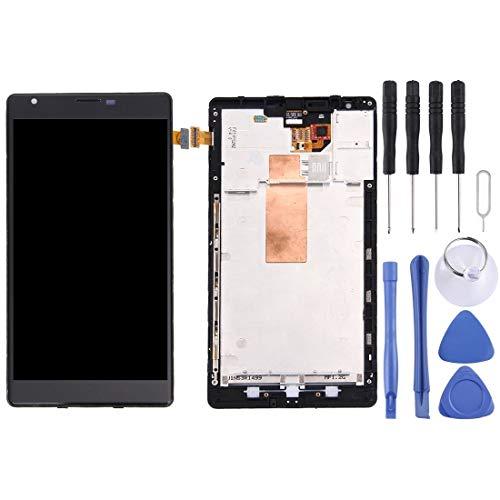 GGAOXINGGAO Schermo LCD sostitutivo per telefoni cellulari Display LCD + Touch Panel con Telaio for Il Nokia Lumia 1520 Display LCD del Telefono Cellulare