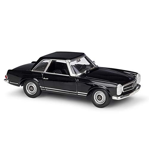 Maßstab Auto-Modell 1:24 Für Mercedes Für Benz 230SL Simulation Legierung Auto Modell Handwerk Dekoration...
