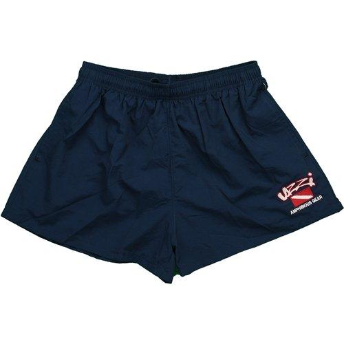 UZZI Nylon Basic Swim Shorts