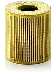 Original MANN-FILTER Filtro de aceite HU 711/51 X – Set de filtro de aceite juego de juntas – Para automóviles
