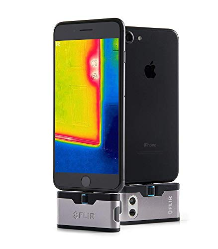 FLIR ONE Gen 3 - iOS - Thermal Camera for Smart Phones - with MSX Image Enhancement Technology