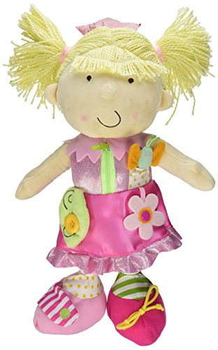 Manhattan Toy Dress Up Princess Doll pour les tout-petits