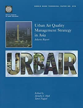 Urban Air Quality Management Strategy in Asia: Jakarta Report