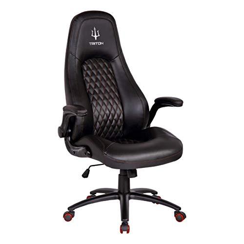 triton X1 Sedia Gaming Chair Ergonomica, Finta Pelle, M