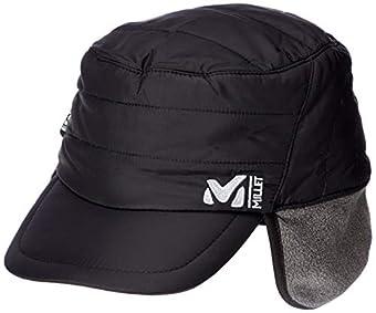 [ミレー] アウトドア ハット PRIMALOFT RS CAP(プリマロフト リップストップ キャップ) Black-Noir EU L (日本サイズXL相当)