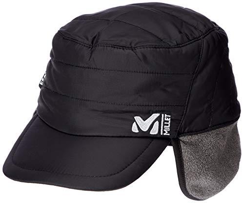 Millet Primaloft Rs Ca - Gorro de esquí para hombre, color negro / negro, talla M