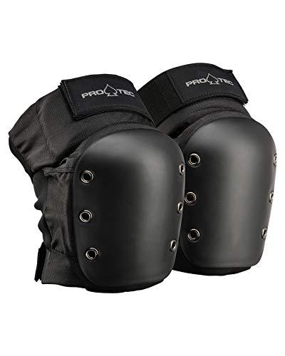 Pro-Tec Schoner Street Knee Pad, Black, L