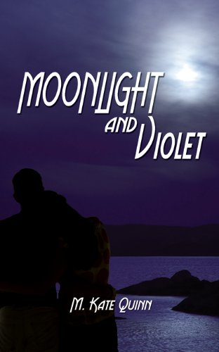 Book: Moonlight and Violet (The Perennials) by M. Kate Quinn