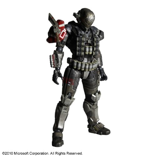 Figurine Halo Reach Play Arts Kai Vol3 - Emile