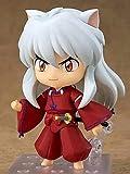 YUY Q Versión Nendoroid Anime Personaje Inuyasha Anime Muñeca Personaje Estatua Juguete Colecciones de Escritorio Decoraciones Regalo para niños