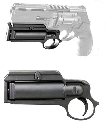 Umarex Supporto Lanciatore per BOMBOLETTE al Peperoncino per Pistole HDR 50
