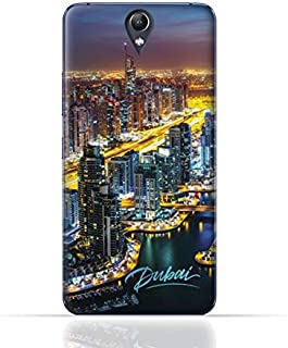 Lenovo Vibe S1 Lite TPU Silicone Case with Dubai Marina Design