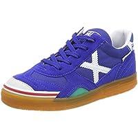Munich Gresca, Zapatillas de Deporte Unisex Niños, Multicolor (Azul), 36 EU
