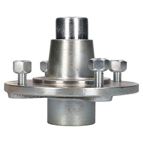 Buje de rueda de remolque 115 mm PCD con rodamientos sellados para remolques Erde Daxara