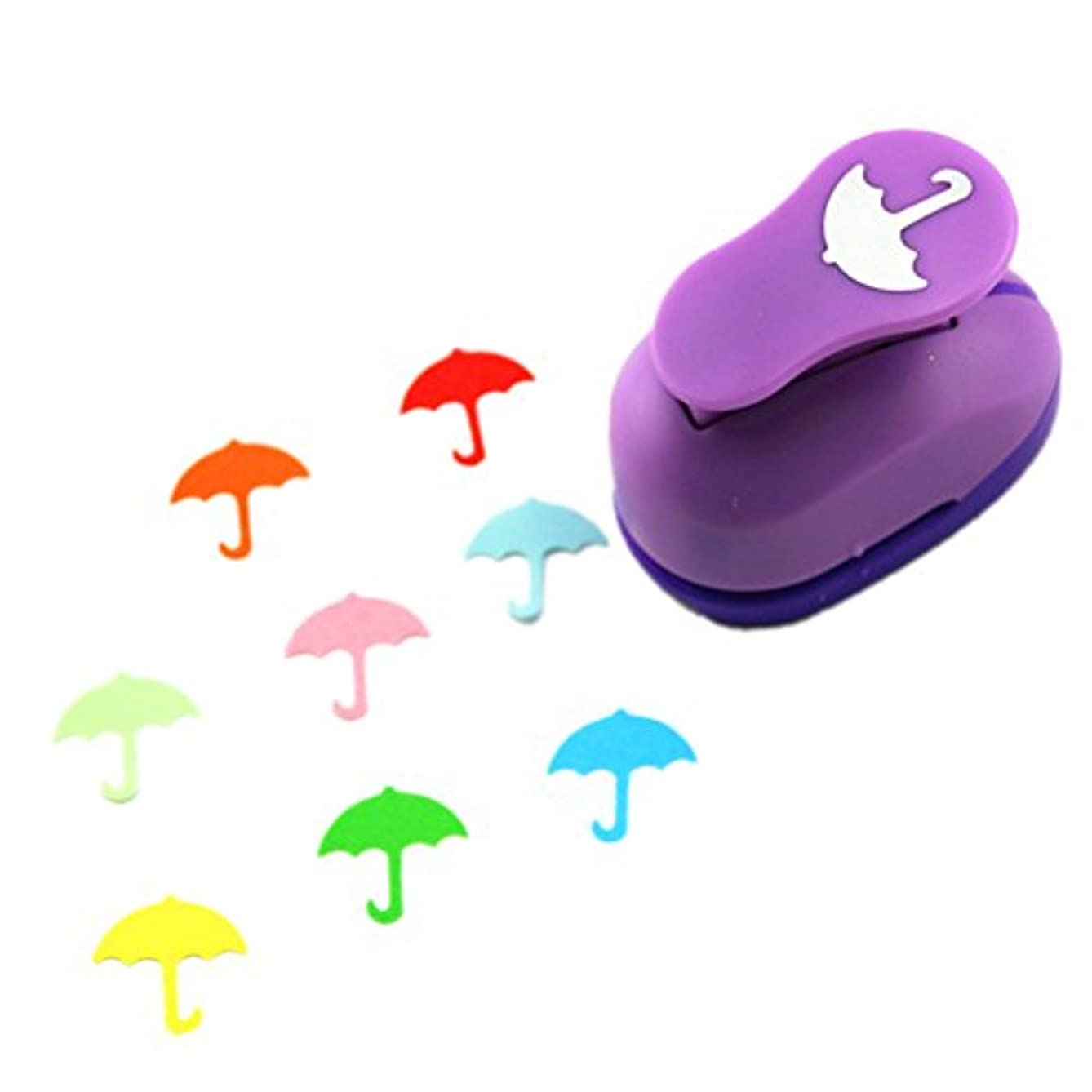CADY Crafts Punch 2.5 cm paper punches paper flower (Umbrella)