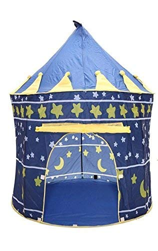 Other Kids Castle Tents Blue Wizard