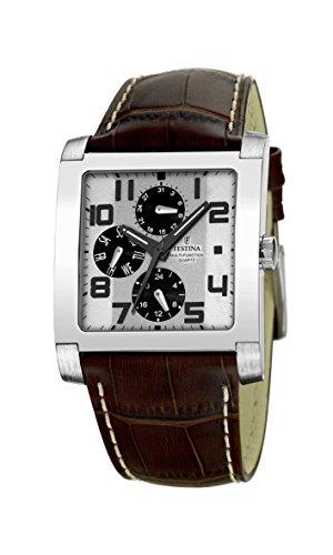 FESTINA Sport 16235/2 - Reloj Unisex de Cuarzo, Correa de Pi