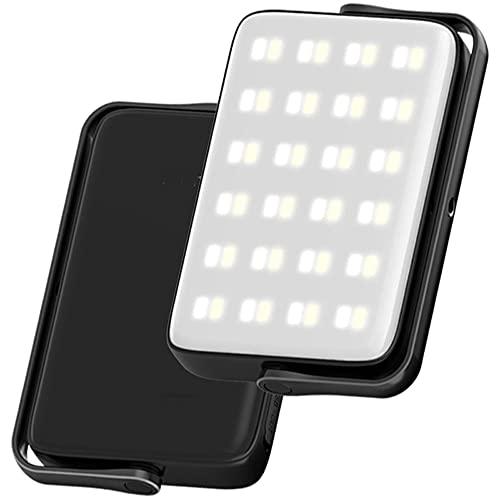 QQWJSH Luces LED para Acampar Luces para Acampar Linternas de Alta Potencia Luces para Tiendas USB Recargable Camping Impermeable Al Aire Libre Superbrillante y de Larga duración de la batería
