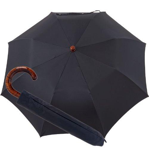 Oertel Handmade Taschenschirm - Ahorn schwarz