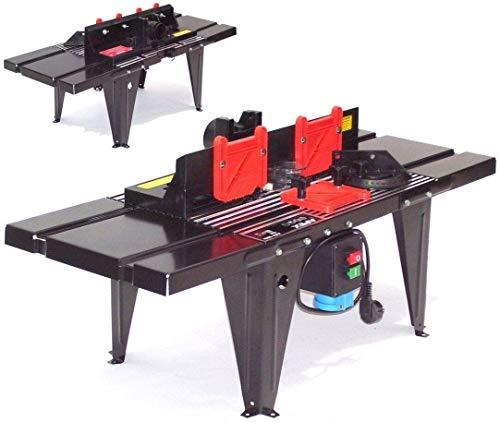 Table de défonceuse AWZ 55693 - Table de fraisage - Table de travail
