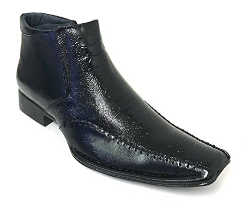 Best Alberto Fellini Black Dress Shoes