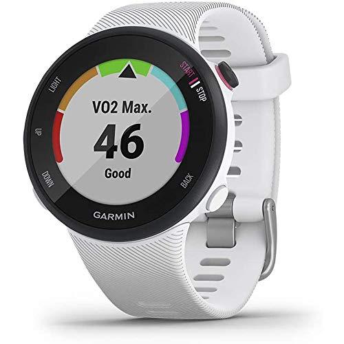 Garmin 010-N2156-00 Forerunner 45 GPS Heart Rate Monitor Running...