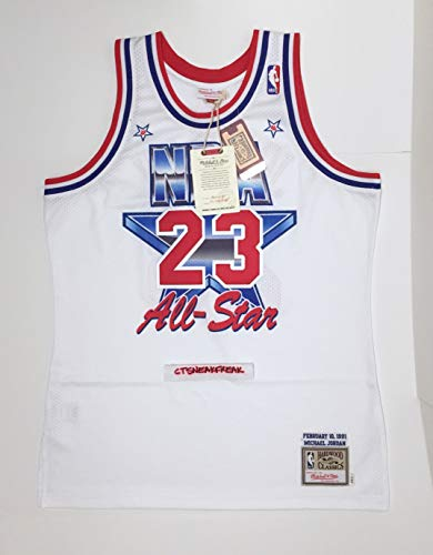 Mitchell & Ness Michael Jordan 1991 All Star Jersey 44 L