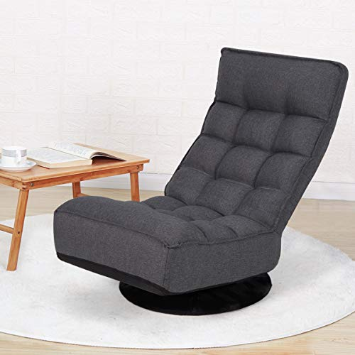 Our #10 Pick is the Esright Swivel Floor Gaming Chair