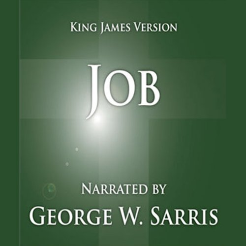 The Holy Bible - KJV: Job audiobook cover art