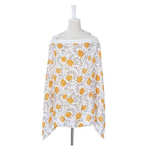 100%coton Classy Nursing Cover large couverture allaitement Tablier infirmiers L