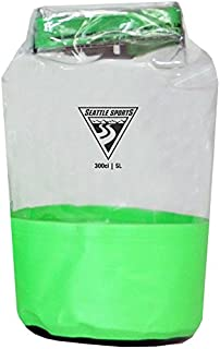 Innovative Seattle Sports Glacier Large Clear Dry Bag
