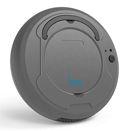 Best Prices! Robot Vacuum Cleaner Upgraded 1800Pa Strong Suction Smart Robotic Vacuum Cleaners Easy ...