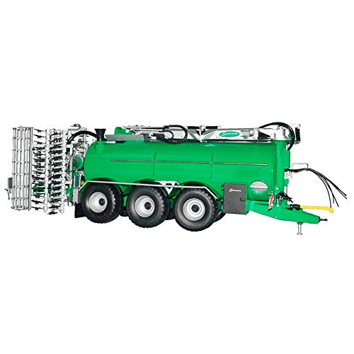 WANGCH 1:32 Camión de ingeniería, aplicador de Fertilizantes, máquina de recuperación del Tanque de Agua, Modelo de automóvil de simulación de Alta precisión, colección Boutique, Juguetes, cumpleaños