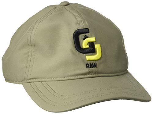 G-STAR RAW Mens Avernus Baseball Cap, Shamrock A505-2199, One Size fits All