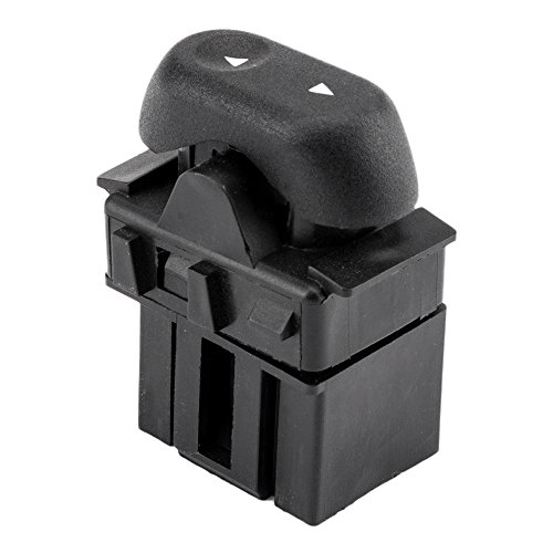 Power Master Window Control Switch Single Button Front Right Compatible with 03-08 ford Crown Victoria/Mercury/Grand Marquis & 03-06 ford Expedition & 04-08 ford F-150 & 03-04 Mercury Marauder