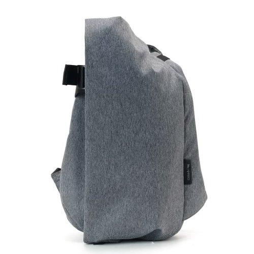 (コートエシエル) COTE&CIEL バッグ バックパック 27711 Isar Rucksack M Black Melange [並行輸入品]
