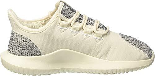 adidas Damen Tubular Shadow W Gymnastikschuhe, Elfenbein (Off White/Off White/Off White), 40 EU