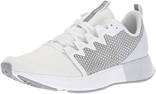 Reebok Women's FUSIUM Run Sneaker, white/spirit white/cool, 10 M US