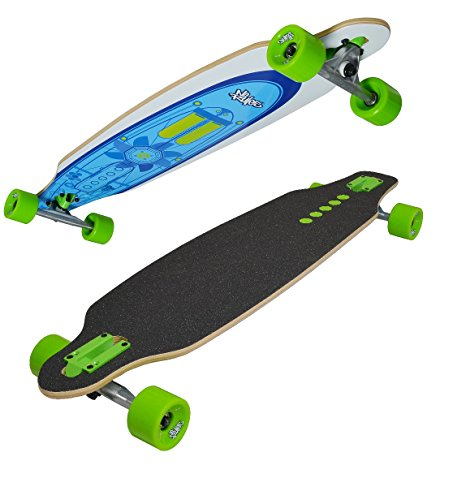 authentic sports & toys GmbH No Rules Longboard ABEC 7, Sub