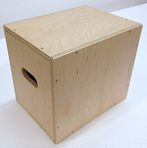 3 in 1 Plyometric Box: 12
