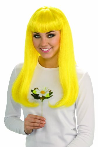 Rubie's Costume Co The Smurfs Smurfette Wig, Blonde, One Size
