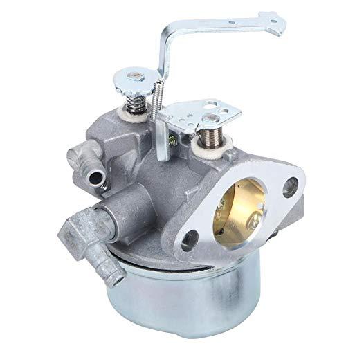 JDQS Filtro de carburador, CARBOURTOR REEMPLAZO FIT 640152 640152A 640260 640260A 640260B 632689 Simple y Duradero Práctico